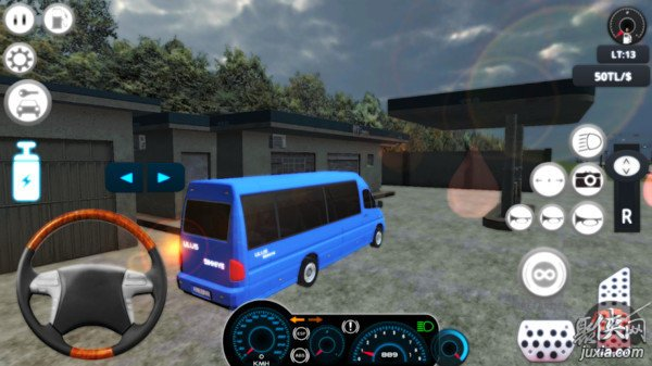 小巴士司机