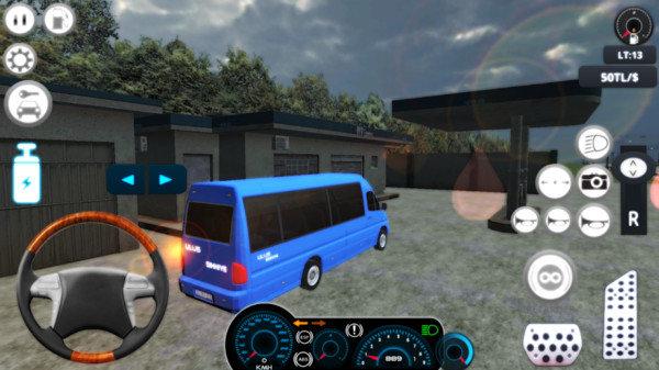 小巴士司机截图