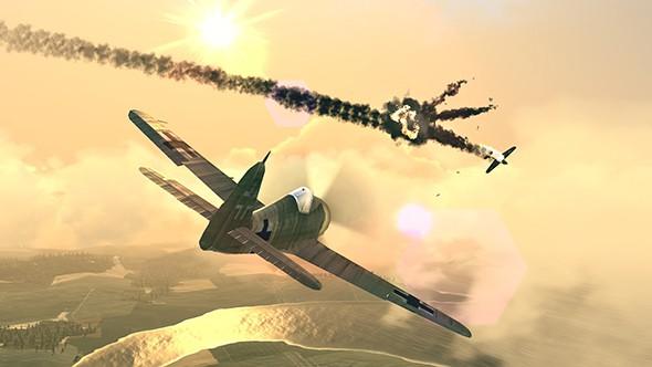 二战战机:空中混战截图