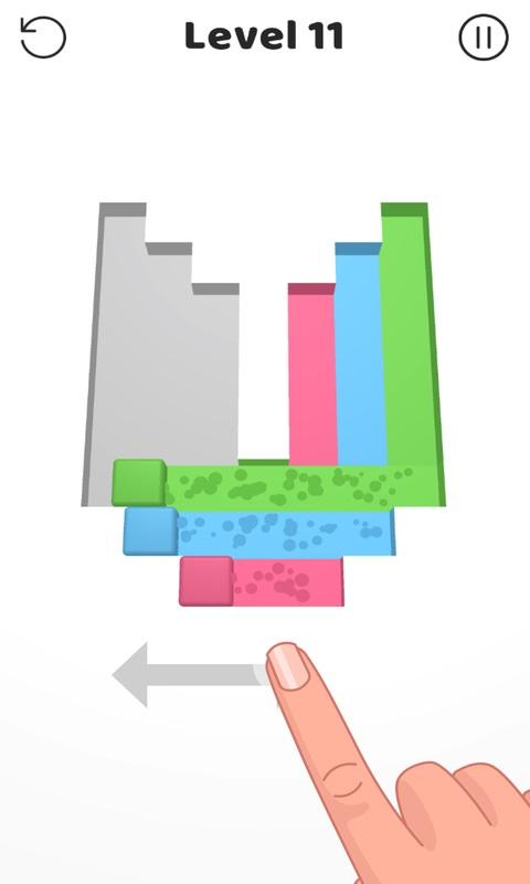 彩色粉刷3D截图
