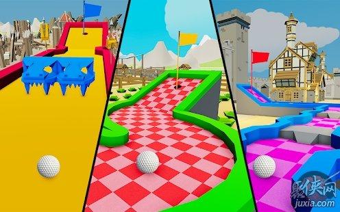 高尔夫3D