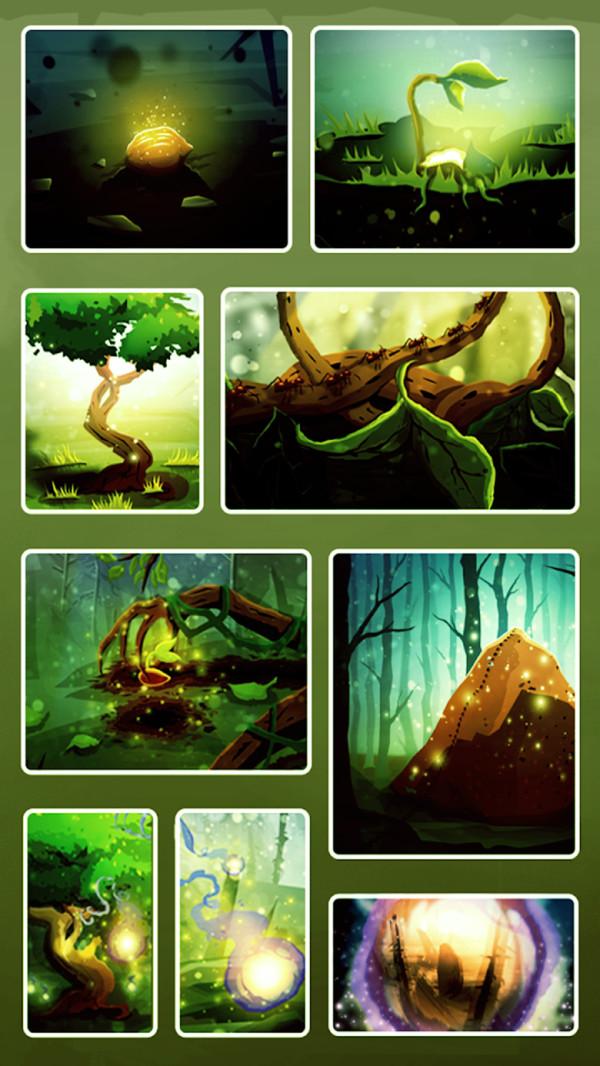 森林之神截图