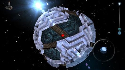 行星迷宫3D截图