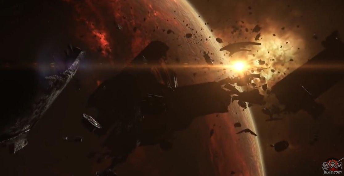 eve星战前夜:无烬星河正式服盖伦特传奇 老人星的由来