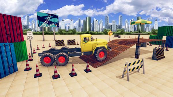 越野卡车模拟器截图