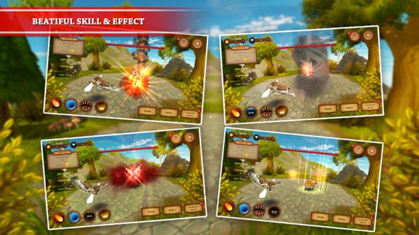 野鹰战斗幻想3D截图