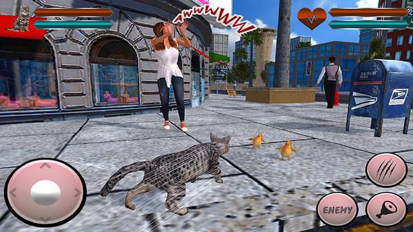 流浪猫模拟器截图