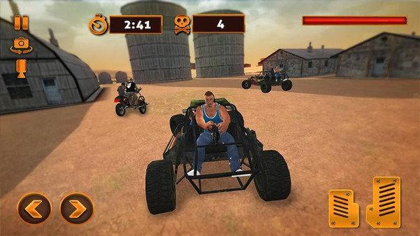 死亡汽车战场3D截图