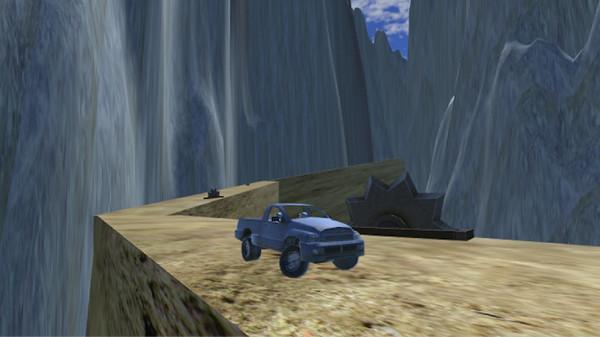 登山越野汽车截图