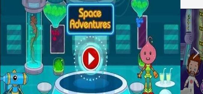 我的太空冒险截图