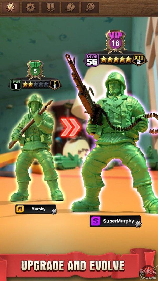 玩具兵消除大战