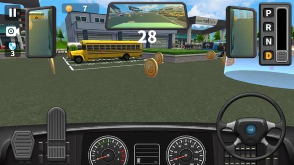 巴士停车王截图