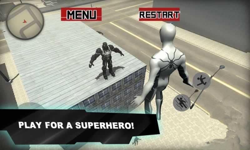 蜘蛛侠大作战截图