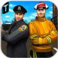 911紧急反应模拟