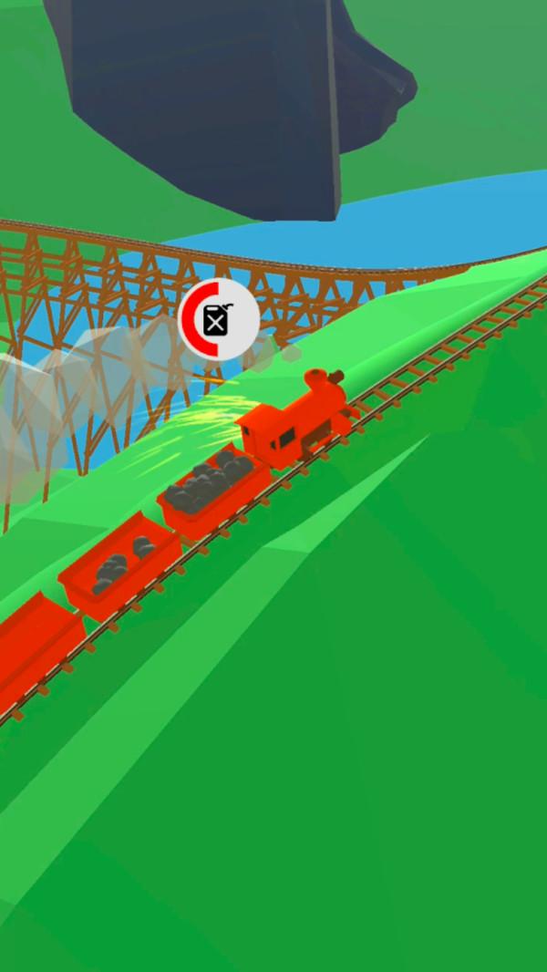 出轨火车截图