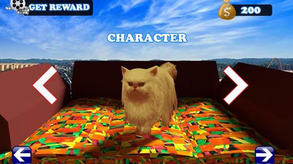 可爱的小猫3d截图