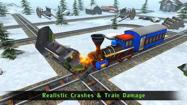 疯狂火车截图