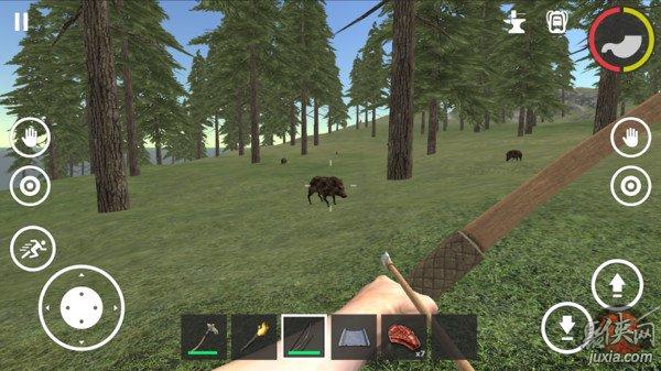 失落森林生存