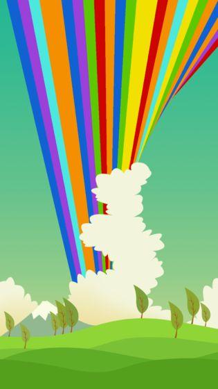 彩虹方块截图