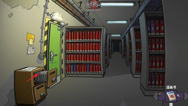 《埃德娜和哈维:逃离疯人院》完整图文全攻略第三章3