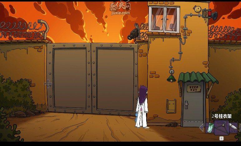 《埃德娜和哈维:逃离疯人院》完整图文全攻略第八章8
