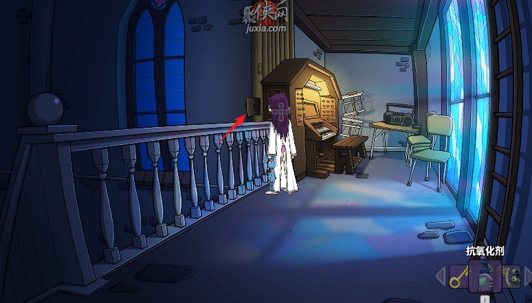《埃德娜和哈维:逃离疯人院》完整图文全攻略第10章10