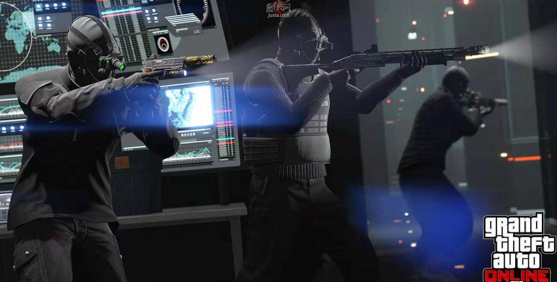 """《GTA5》线上模式即将推出""""名钻赌场豪劫""""新任务"""