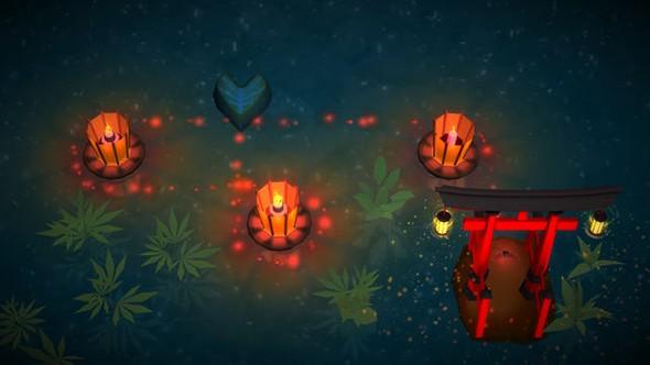 冥思:萤火之湖截图