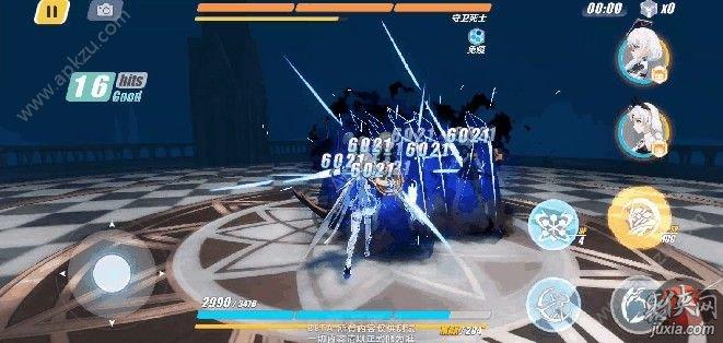 崩坏3苍骑士月魂厉害吗 苍骑士月魂强度解析