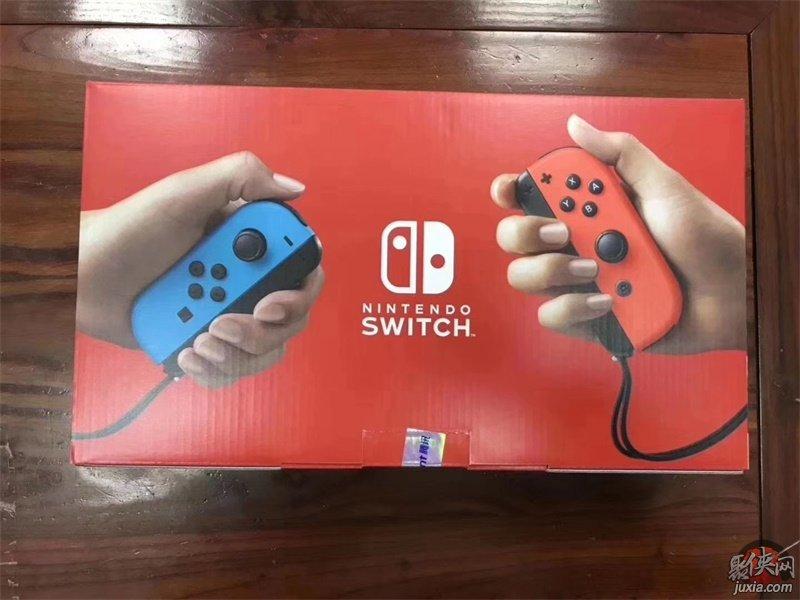 国行switch来了!外包装曝光即将正式发售!
