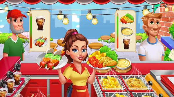 烹饪女孩截图
