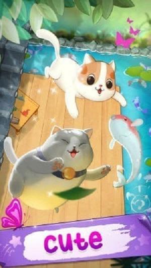 猫咪融合截图