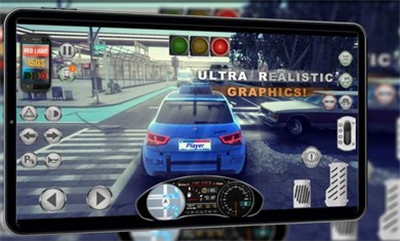 真实出租车模拟器截图