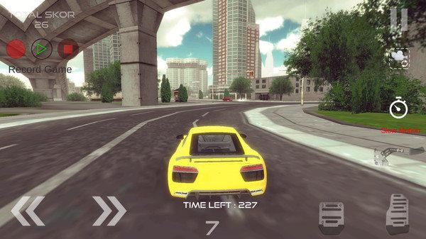 R8跑车漂移最新版截图