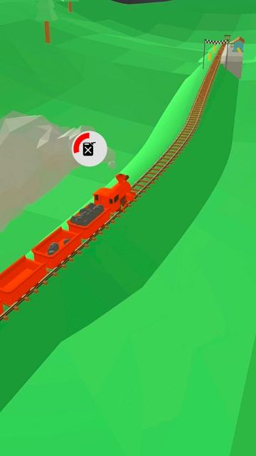 火车冲鸭截图