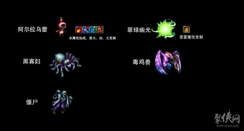 最终幻想勇气启示录 魔灵之森探索攻略