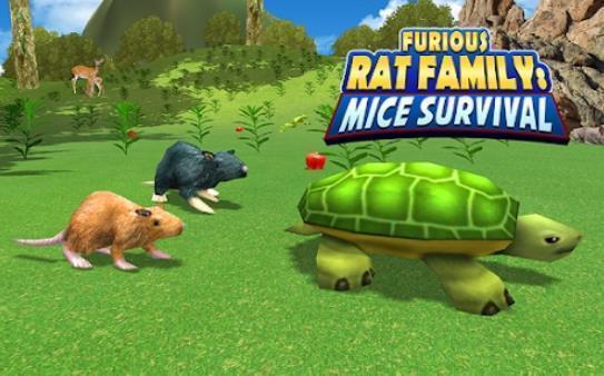 愤怒的老鼠家族截图