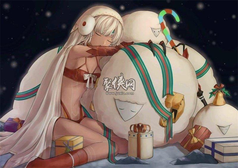 fgo2019圣诞复刻活动周回副本敌人配置大全!