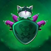 街头英雄:超级猫咪战僵尸