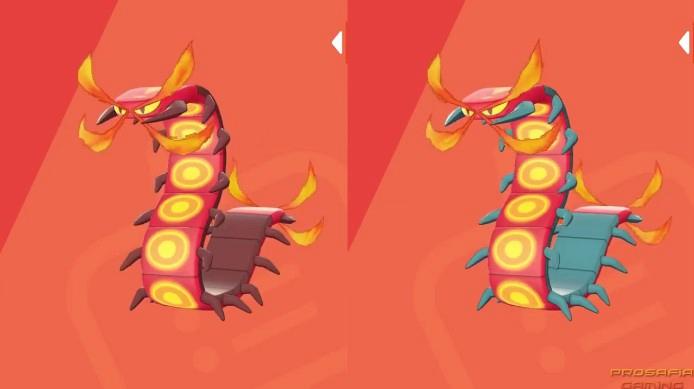 宝可梦剑盾图鉴焚焰蚣 宝可梦剑盾焚焰蚣介绍