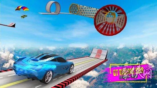 GT赛车特技2020