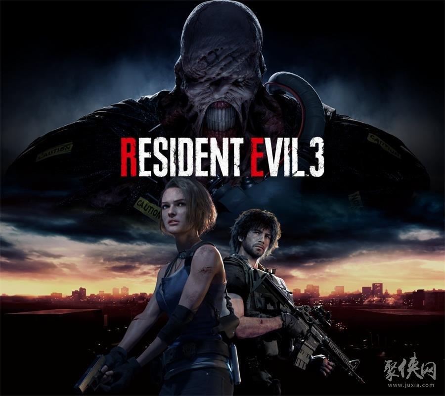 《生化危机3:重制版》在XBOX开启预售,预购玩家可获得时装奖励