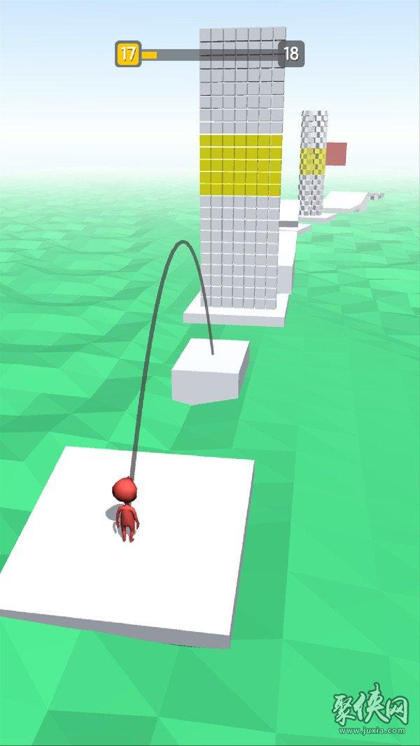 人类跳一跳3D