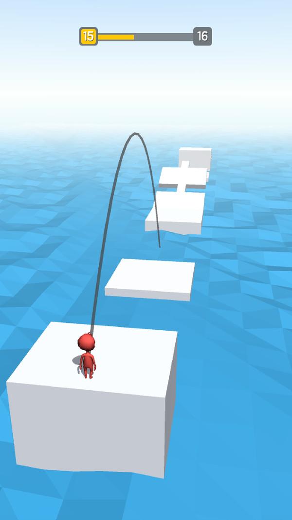 人类跳一跳3D截图