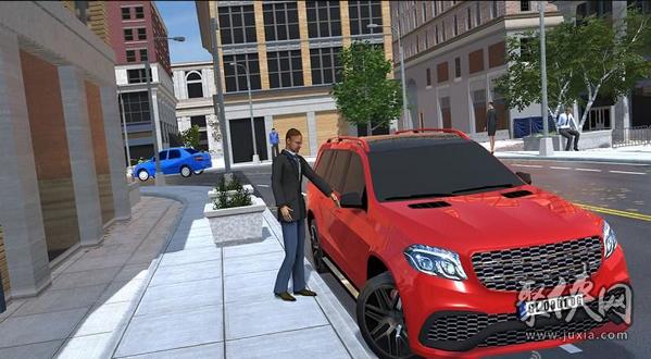 越野车模拟驾驶