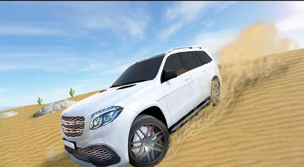 越野车模拟驾驶截图