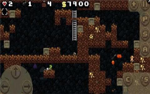洞穴探险HD截图
