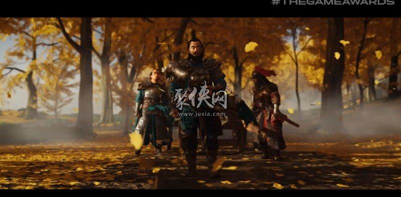 TGA2019公开对马岛之鬼最新中文预告片,东方战场风格激发热血!
