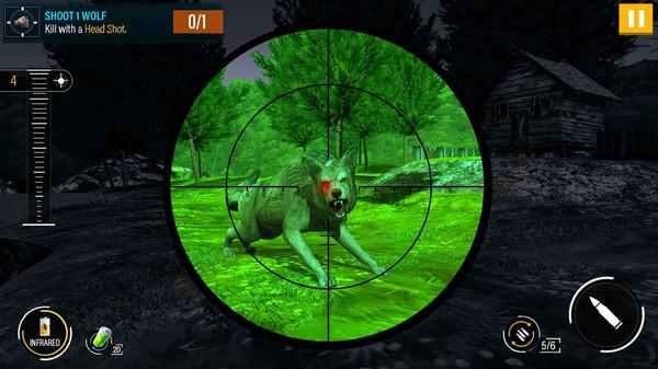 野生动物狩猎2019截图