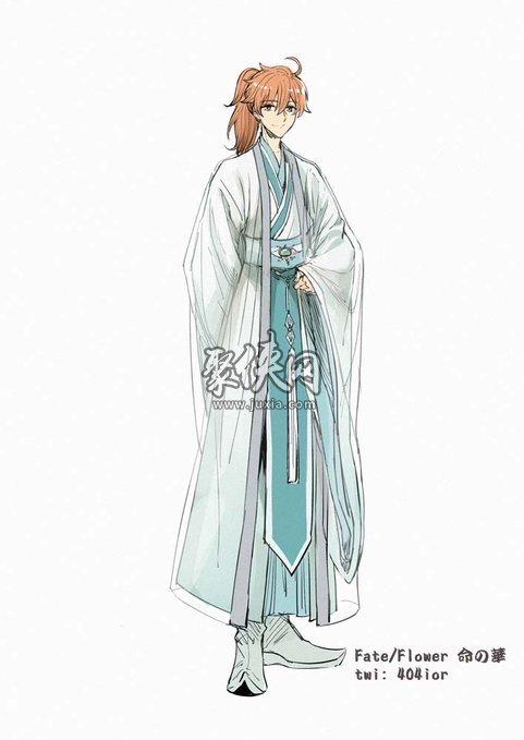 fgo英灵c97华服本预览!身着华丽汉服的英灵们你喜欢吗?